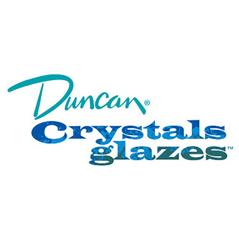 Crystals Glazes™ - Semi-opaque Gloss
