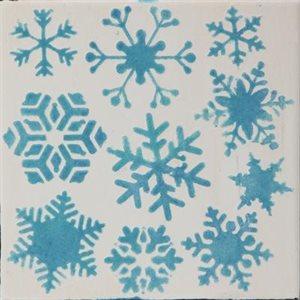 SL438-Snowflakes