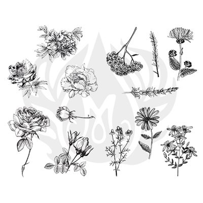 DSS-112 Flowers