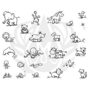 DSS-137 Cutesy Animals