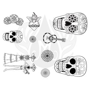 DSS-0152-Day of the Dead