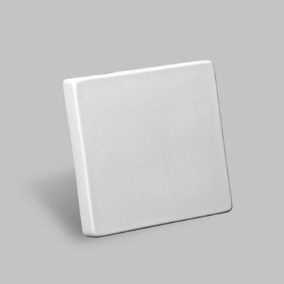 """6""""x 6"""" Square Clay Canvas"""