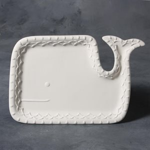 Whale Plate - Large