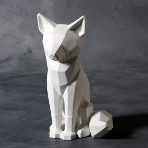 Faceted Fox