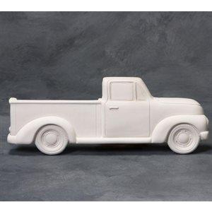Vintage Truck Plaque