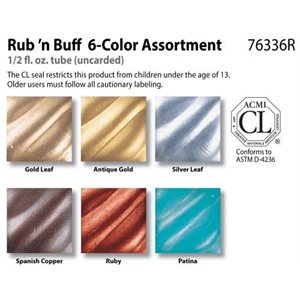 Rub 'n Buff - Ensemble I