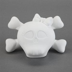 Babydoll Skull Bank