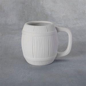 Barrel Mug 16 Oz