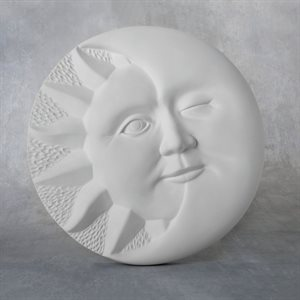 Sun / Moon Plaque
