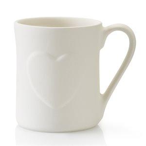 Heart Mug 12oz.