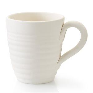 Hand Thrown Round Mug 16 on