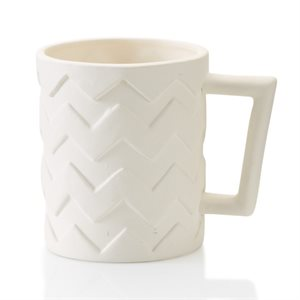 Chevron Mug 12oz.