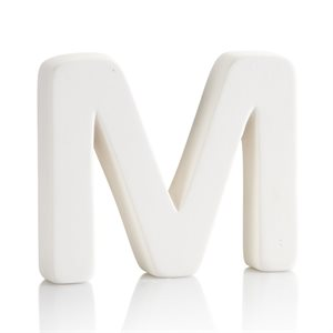Standing / Hanging Letter M