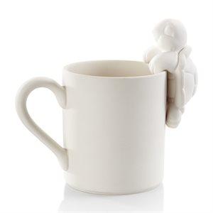 LargeTurtle Pottery Hugger