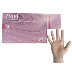 Dispoable Vinyl Gloves