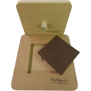"""Tile Maker - 6 x 6"""" Tiles"""