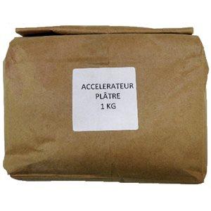Accelerator for Plaster
