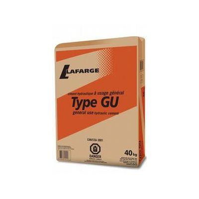 Portland Cement Type GU