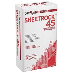 Sheetrock 45